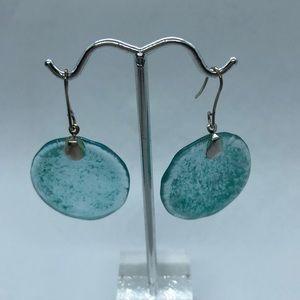 Pretty Glass Earrings